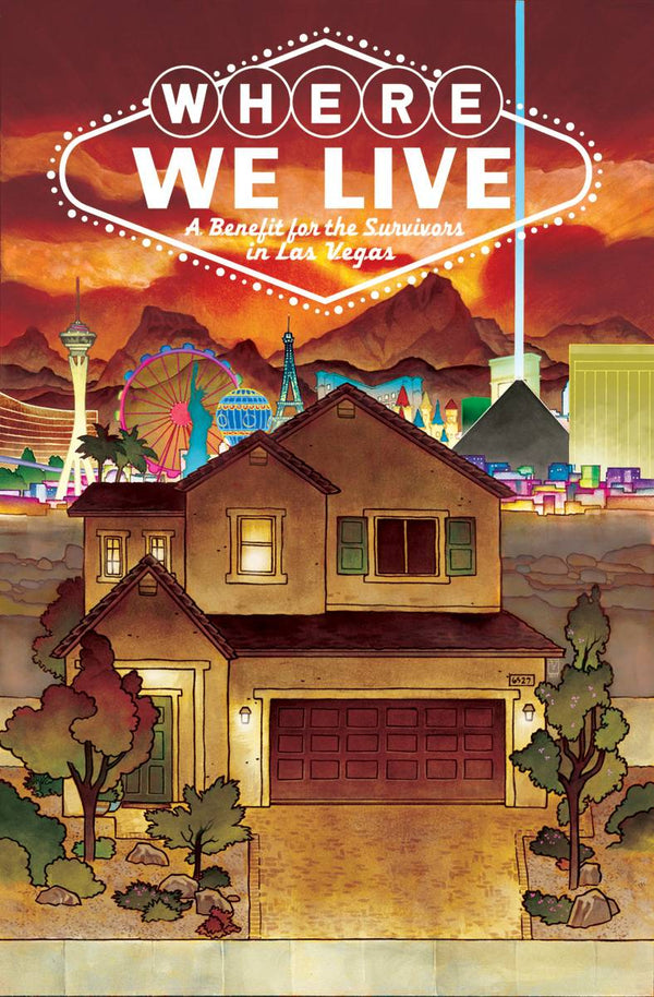 Where We Live TP - State of Comics