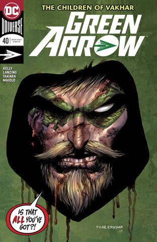 Green Arrow #40