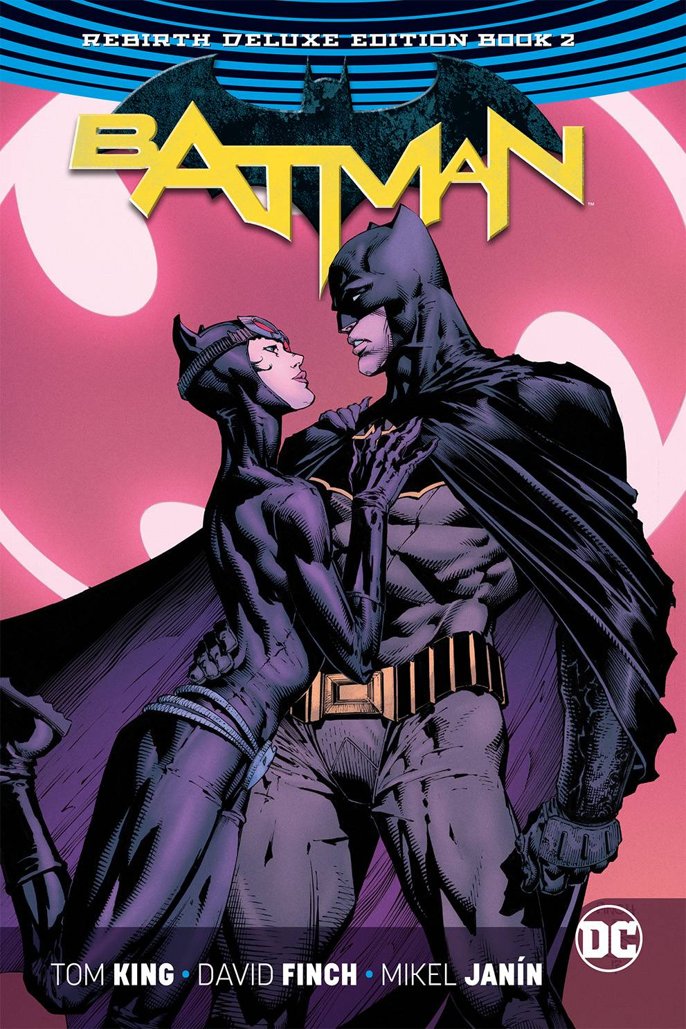 Batman - Rebirth Deluxe Edition - Book 2 Hardcover