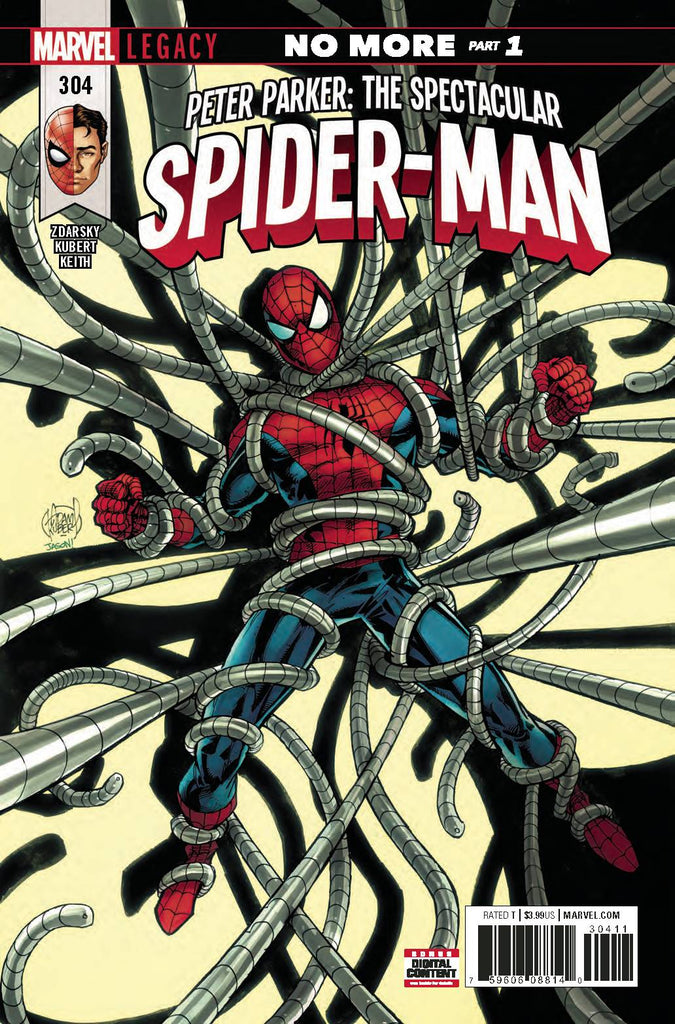 Peter Parker Spectacular Spider-Man #304