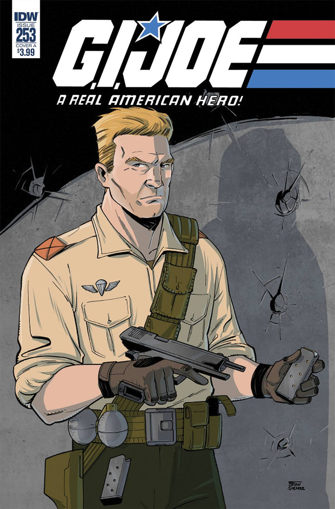 G.I. Joe A Real American Hero #253
