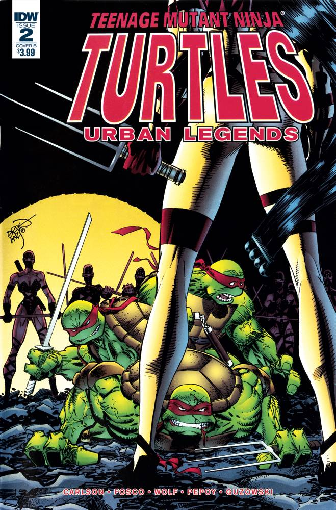 TMNT Urban Legends #2