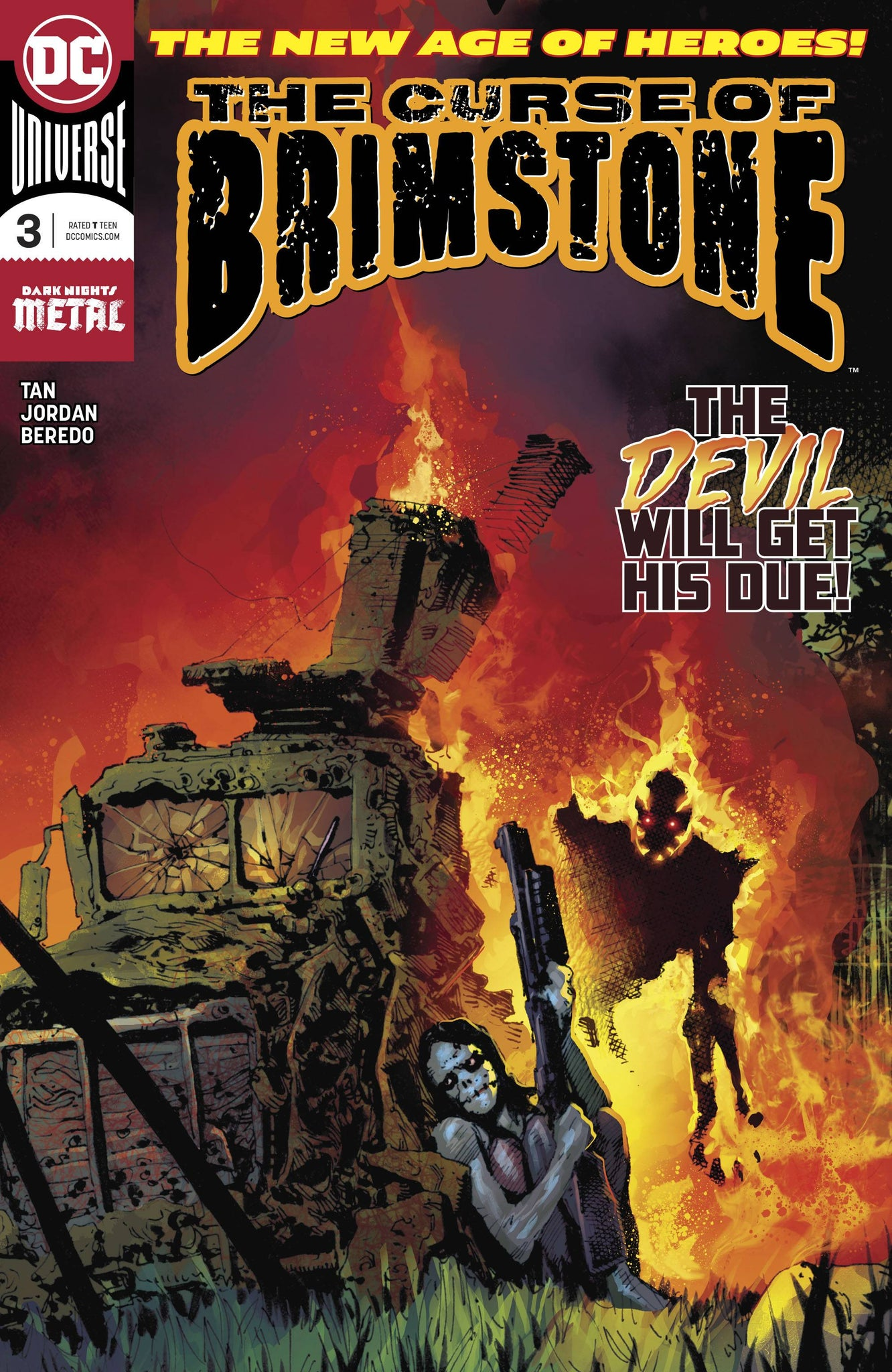 Curse of Brimstone #3