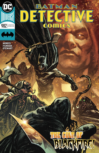 Batman Detective Comics #982