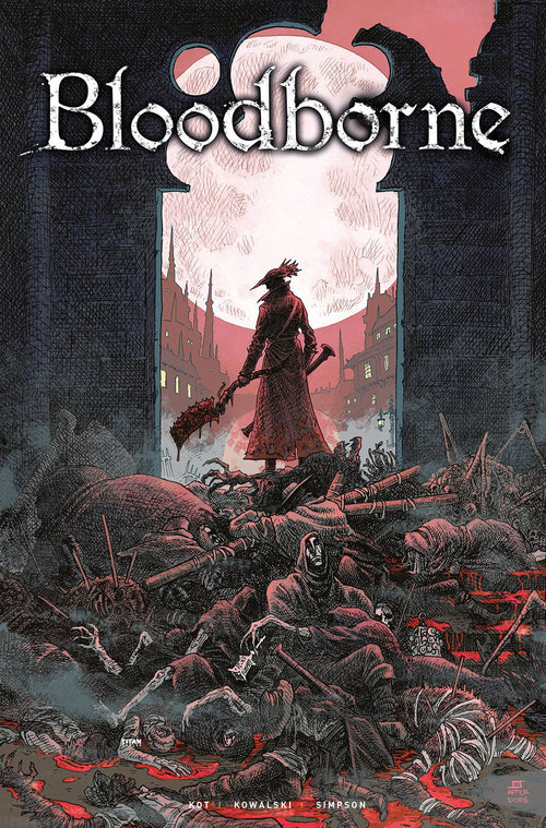 Bloodborne The Death of Sleep TP - State of Comics