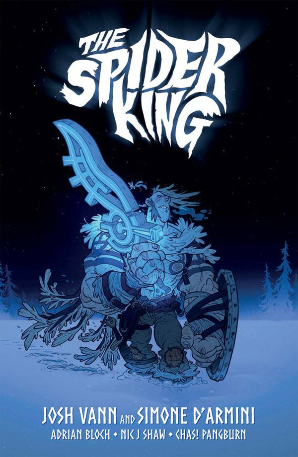 Spider King TP - State of Comics