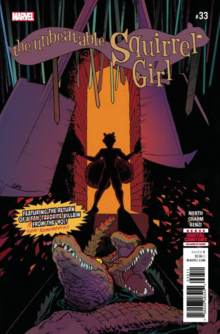 Unbeatable Squirrel Girl #33