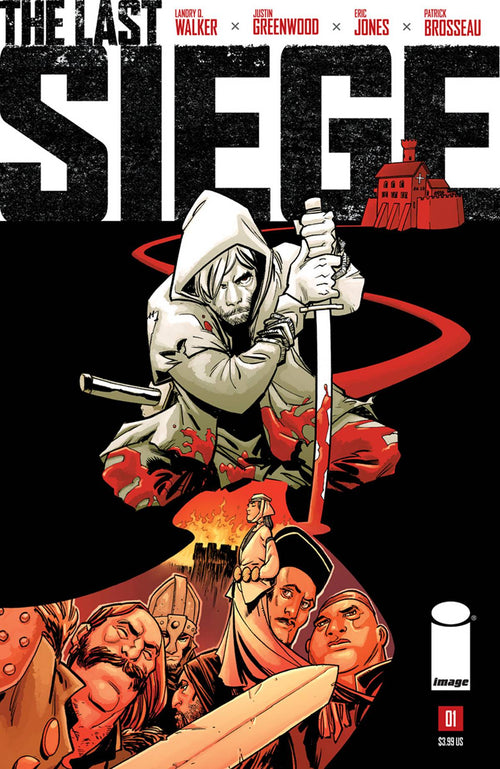 The Last Siege #1 - State of Comics