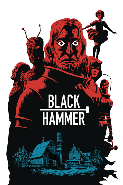 Black Hammer Age of Doom #3