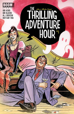 Thrilling Adventure Hour #1