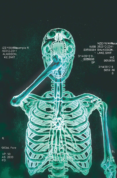 Walk Through Hell #3