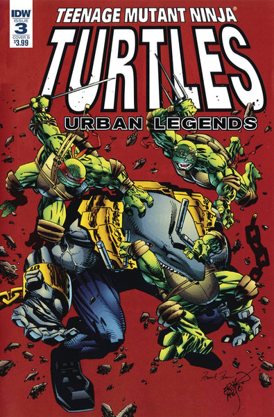 TMNT Urban Legends #3