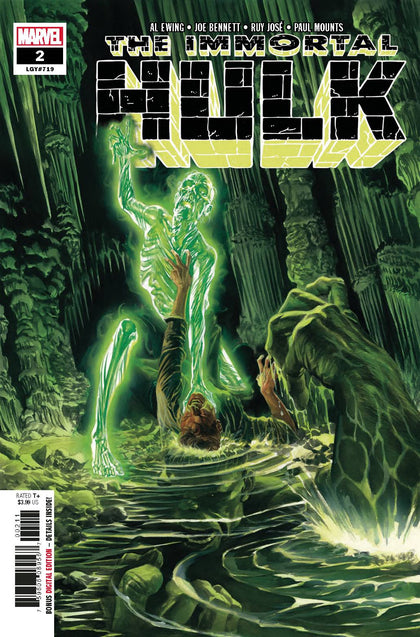 Immortal Hulk #2 - State of Comics