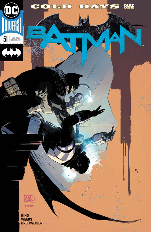 Batman #51 - State of Comics
