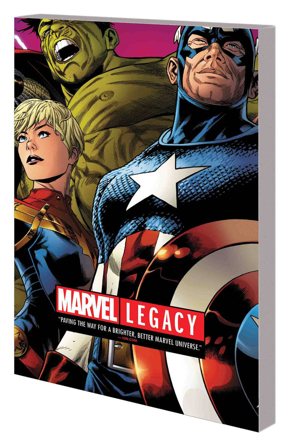Marvel Legacy TP - State of Comics