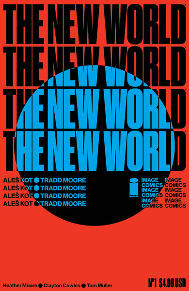 New World #1