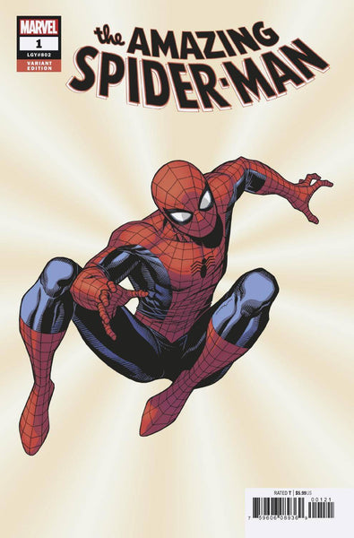 Amazing Spider-Man #1