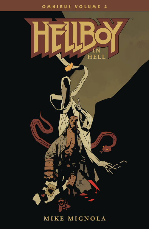 Hellboy Omnibus Vol 4 TP Hellboy In Hell - State of Comics