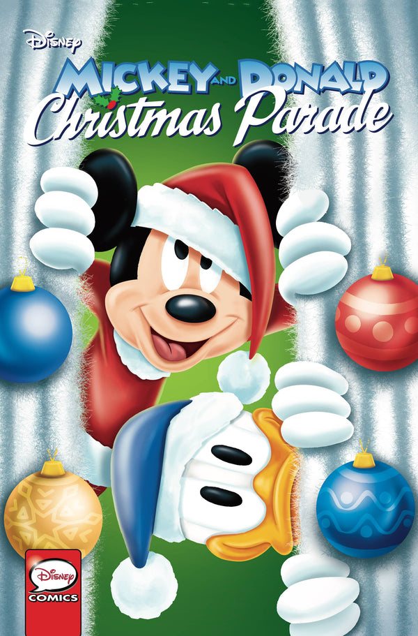 Mickey and Donald Christmas Parade - State of Comics