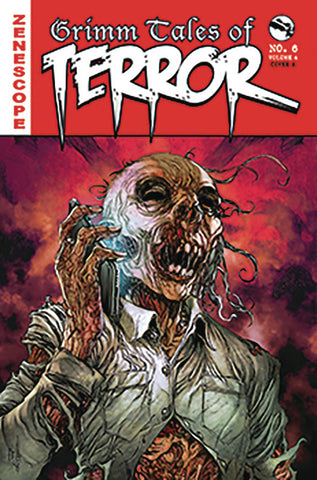 Grimm Tales of Terror Vol 4 #6