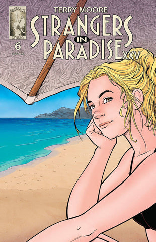 Strangers in Paradise XXV #6