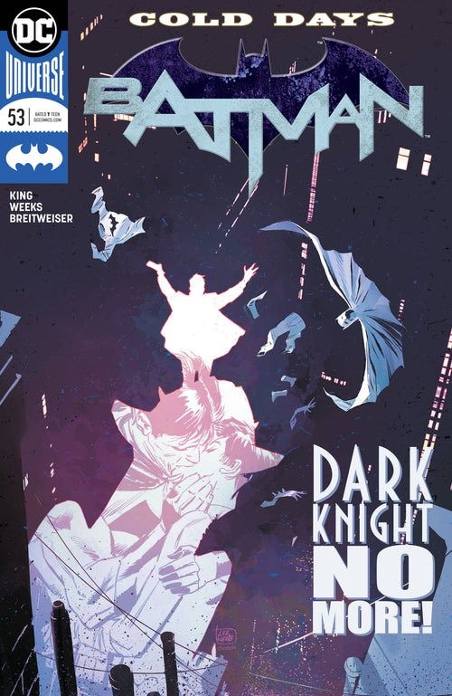 Batman #53 - State of Comics