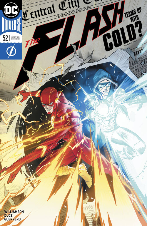 Flash #52 - State of Comics