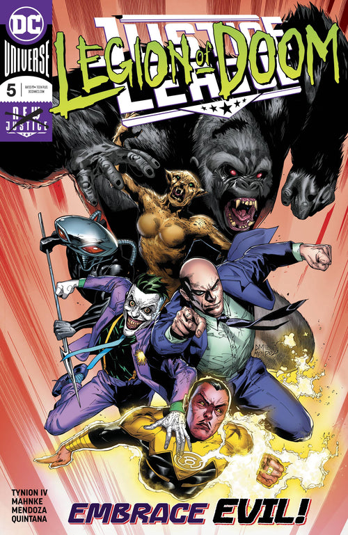 Justice League #5 - State of Comics