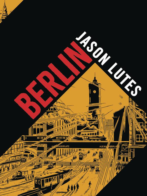 Berlin Hardcover Complete Edition