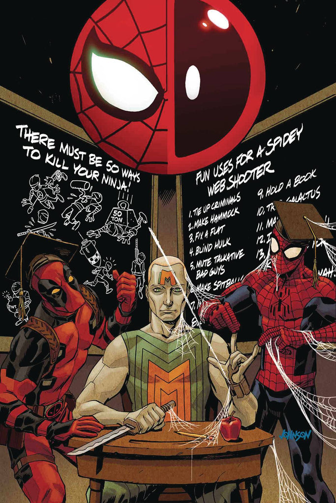 Spider-man Deadpool #37