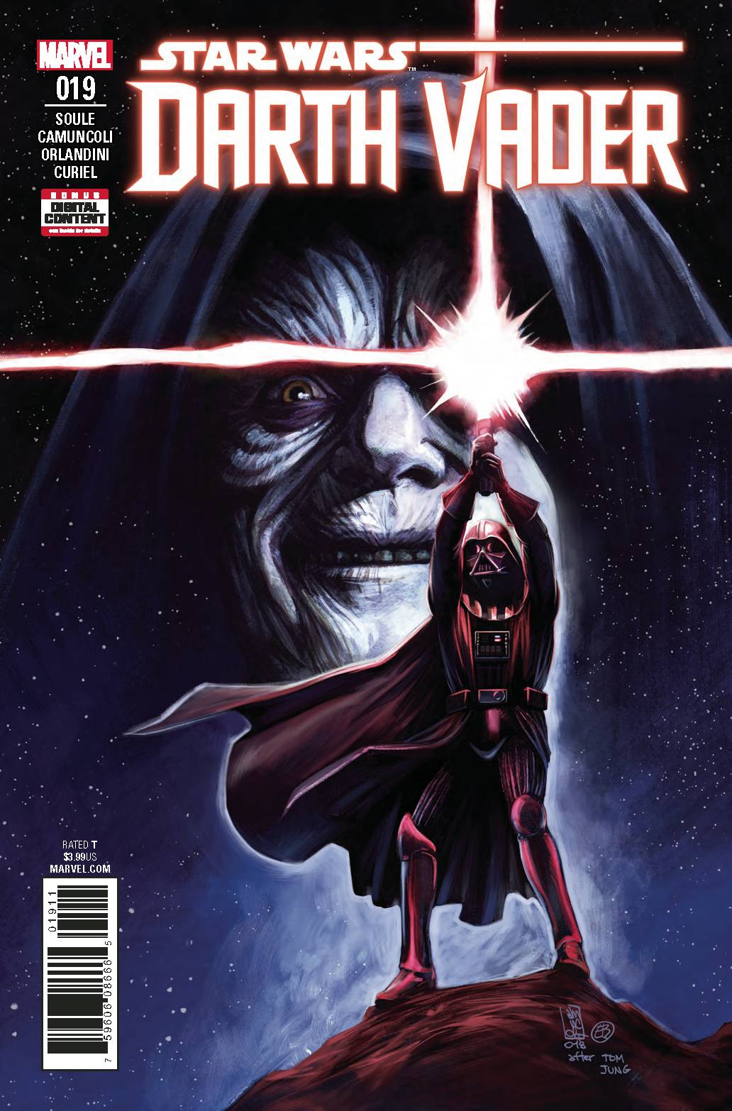 Star Wars Darth Vader # 19