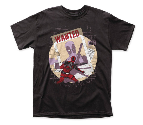 Deadpool Wanted T-Shirt - State of Comics