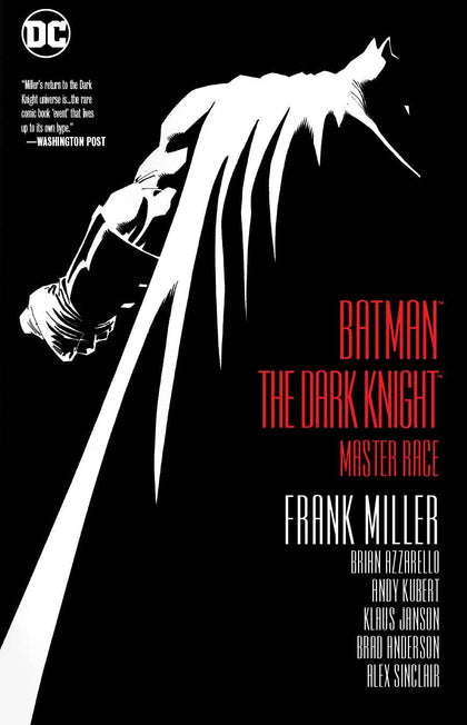 Batman The Dark Knight Master Race Hardcover