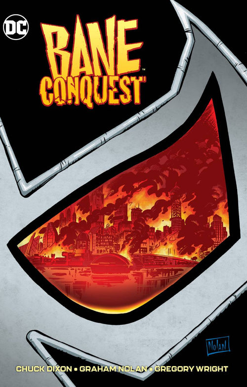 Bane Conquest TP - State of Comics