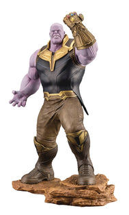 Infinity Wars Thanos Artfx+ Statue - State of Comics