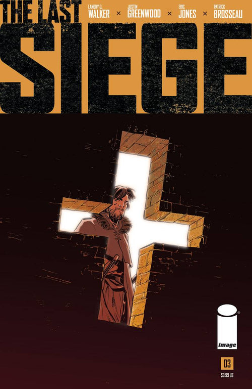 The Last Siege #3 - State of Comics