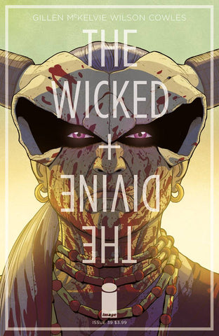 Wicked and Divine Cover A Jamie McKelvie