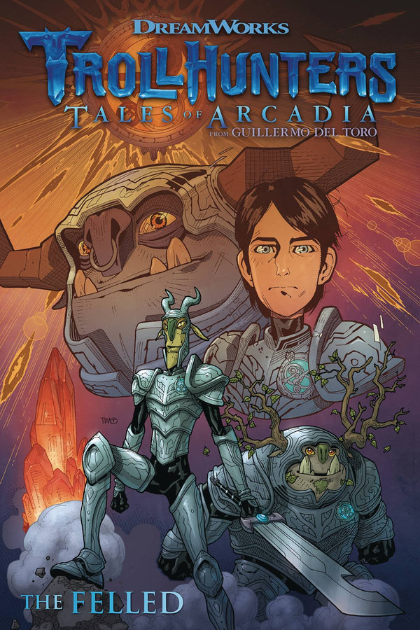 Trollhunters Tales of Arcadia Felled TP - State of Comics