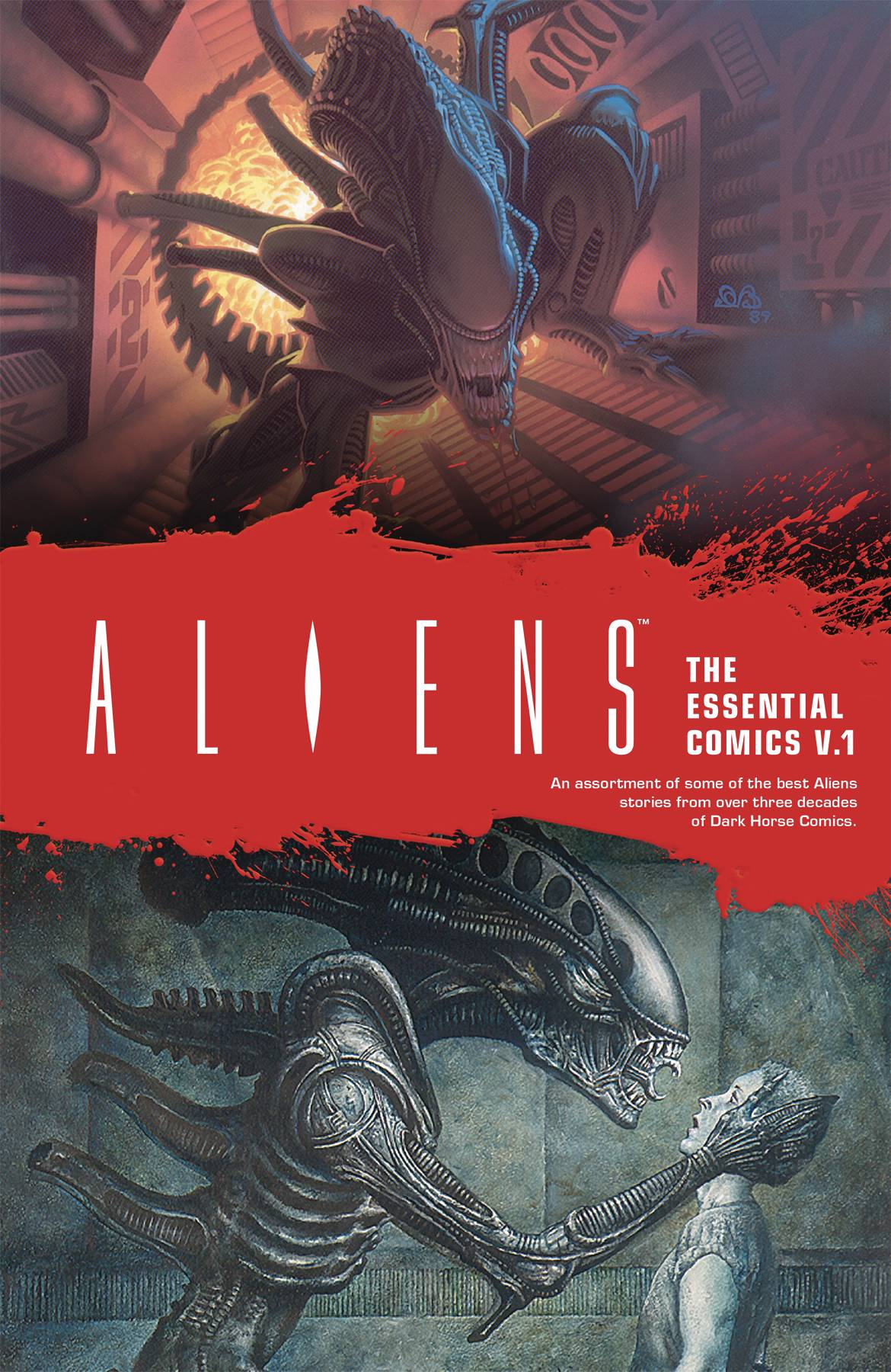 Aliens Essential Comics Vol 1 TP