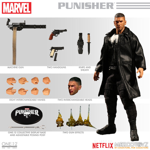 One-12 Collective netflix Punisher AF