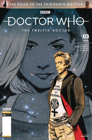 Doctor Who 12th Doctor #3
