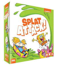 Nickelodeon Splat Attack Game