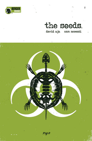 Seeds #2 Cover A David Aja