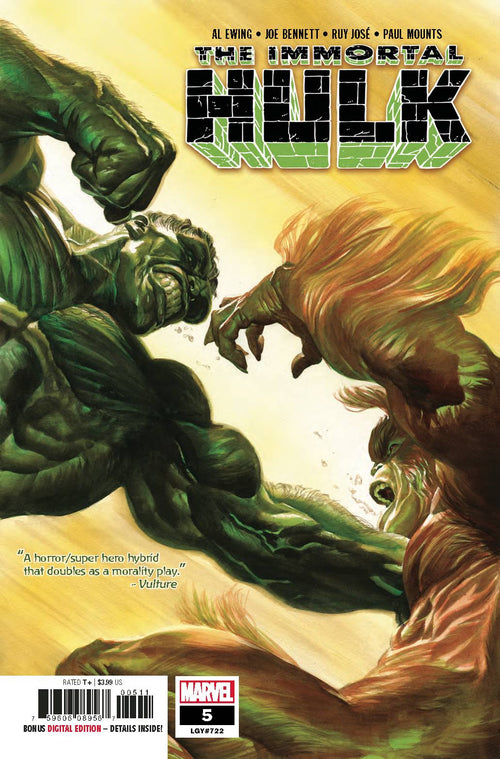 Immortal Hulk #5 - State of Comics
