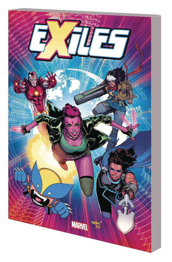 Exiles TP Vol 01 Test of Time - State of Comics