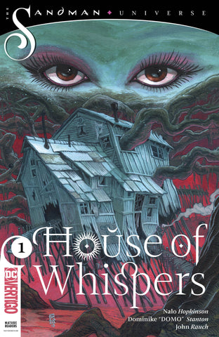 Sandman Universe House of Whispers #1 Cover A Sean Andrew Murray