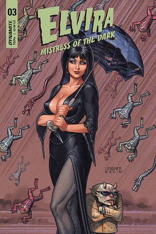 Elvira Mistress of Darkness #3