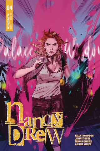 Nancy Drew #4 Cover A Tula Lotay