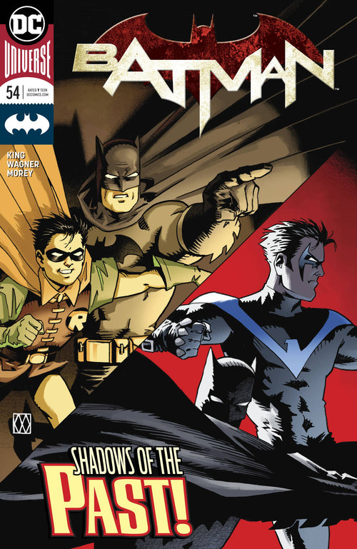 Batman #54 - State of Comics