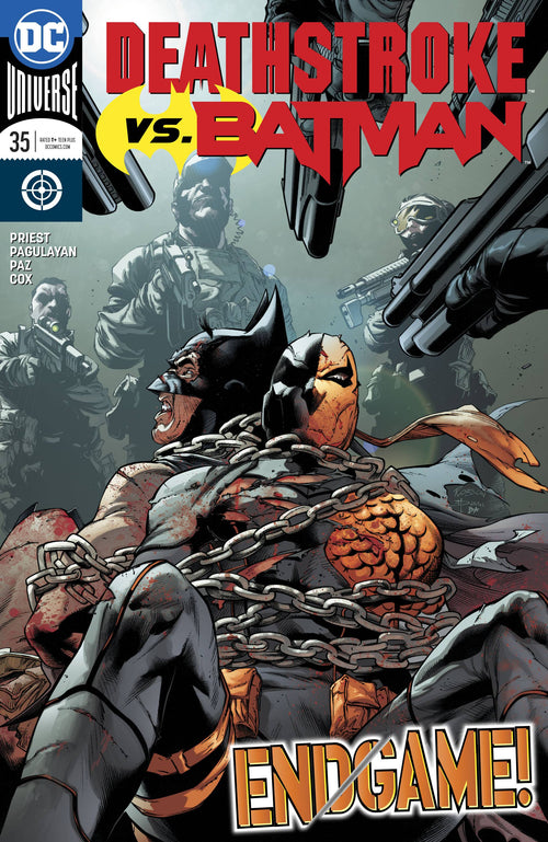 Deathstroke #35 - State of Comics